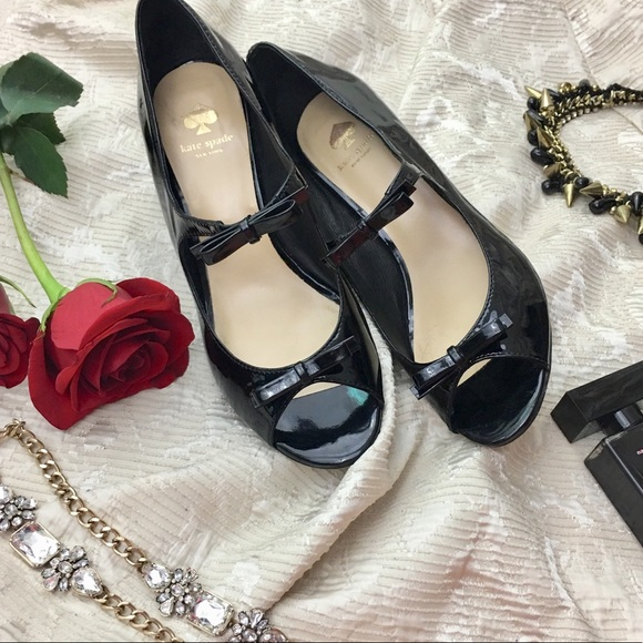 ef5909d6f1 kate spade Shoes | Double Bow Pumps | Poshmark